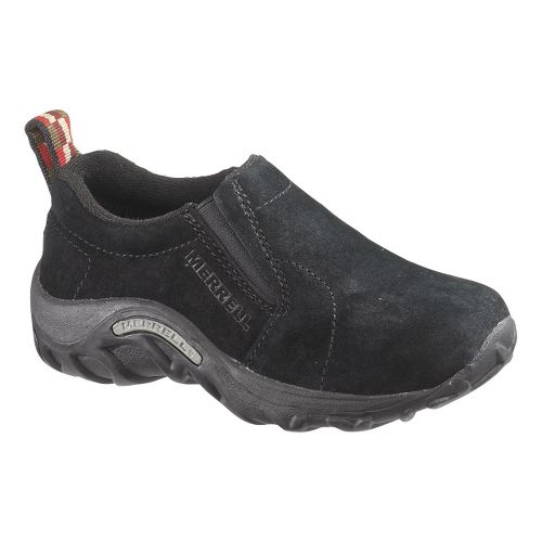 Kids Merrell Jungle Moc Casual Shoe - Black 6.5