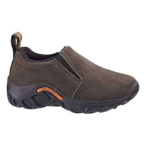 Kids Merrell Jungle Moc Casual Shoe - Gunsmoke 3.5Y