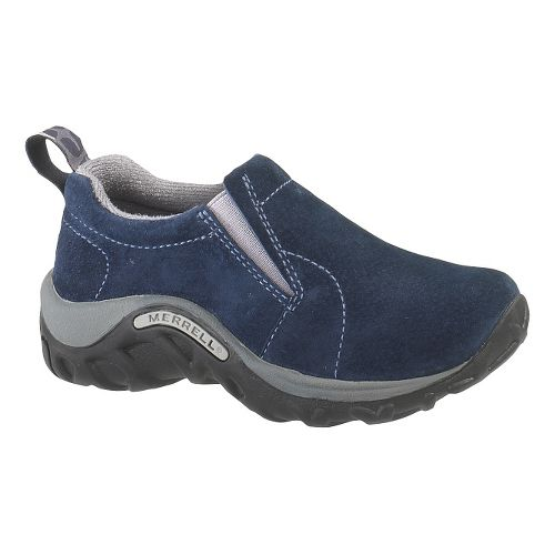 Kids Merrell Jungle Moc Casual Shoe - India Ink 13