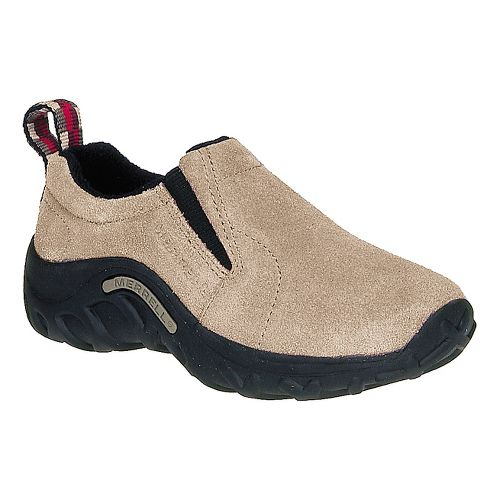 Kids Merrell Jungle Moc Casual Shoe - Taupe 3.5