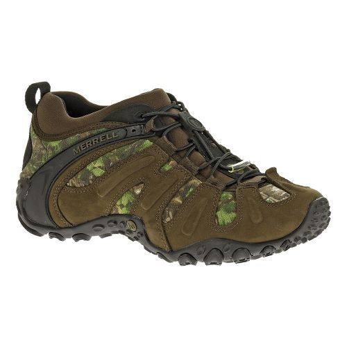 Mens Merrell Chameleon Prime Stretch Hiking Shoe - Camo 8.5
