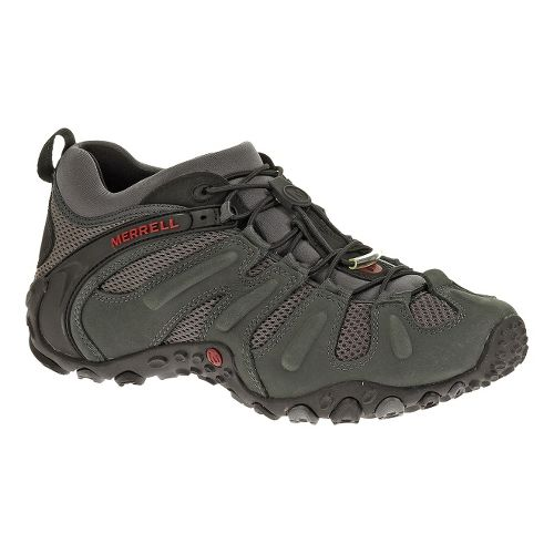 Mens Merrell Chameleon Prime Stretch Hiking Shoe - Black 9.5