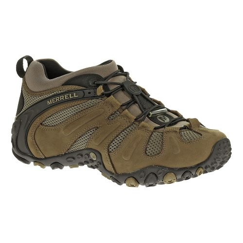Mens Merrell Chameleon Prime Stretch Hiking Shoe - Kangaroo 7.5