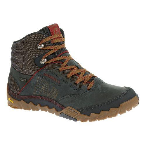 Mens Merrell Annex MID GORE-TEX Hiking Shoe - Blue Wing 13