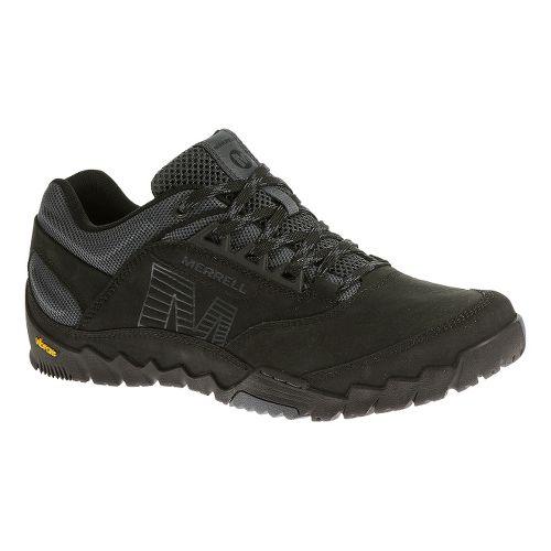 Mens Merrell Annex Hiking Shoe - Black 14