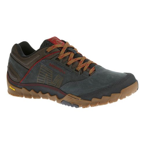 Mens Merrell Annex Hiking Shoe - Blue Wing 8.5