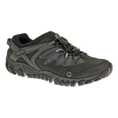 Mens Merrell AllOut Blaze Stretch Hiking Shoe - Black 13