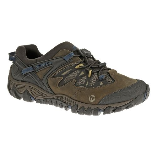 Mens Merrell AllOut Blaze Stretch Hiking Shoe - Falcon 10