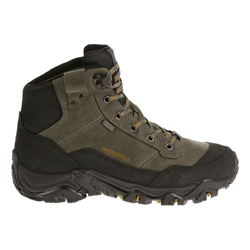 Mens Merrell Polarand Rove Waterproof Hiking Shoe - Castle Rock 13