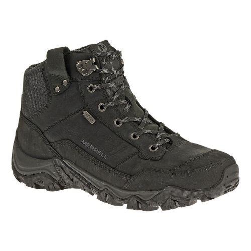 Mens Merrell Polarand Rove Waterproof Hiking Shoe - Black 12