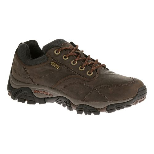 Mens Merrell Moab Rover Waterproof Hiking Shoe - Espresso 7