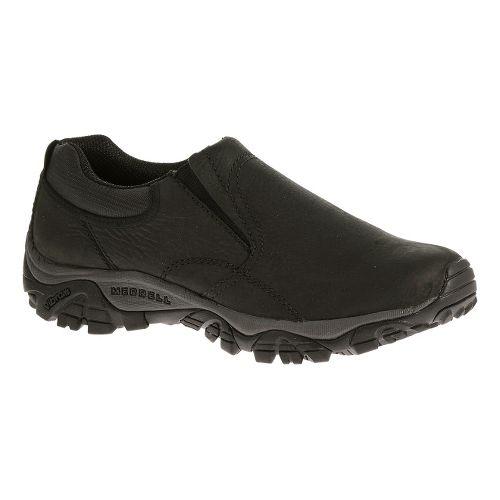 Mens Merrell Moab Rover Moc Hiking Shoe - Black 7