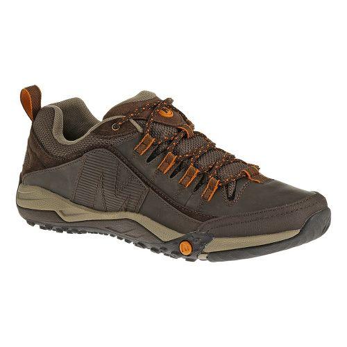 Mens Merrell Helixor Distort Hiking Shoe - Espresso 7
