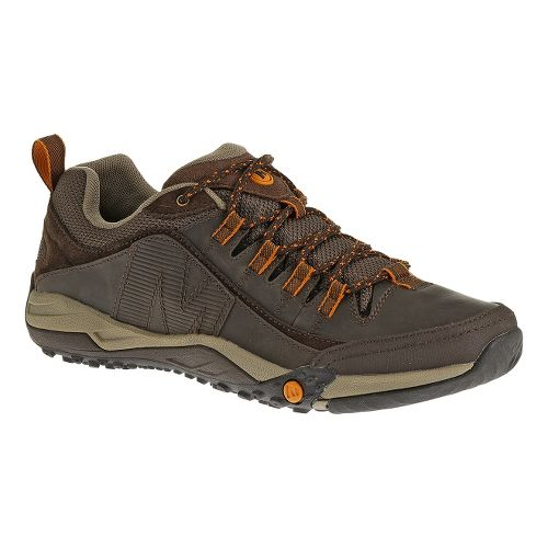 Mens Merrell Helixor Distort Hiking Shoe - Espresso 8