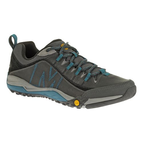 Mens Merrell Helixor Distort Hiking Shoe - Granite 11.5