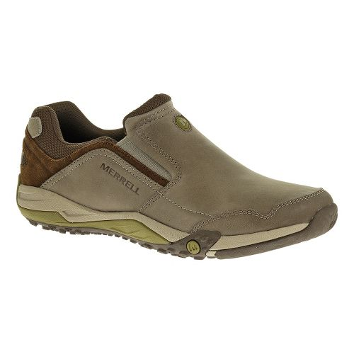 Mens Merrell Helixor Morph Moc Hiking Shoe - Brindle 7.5
