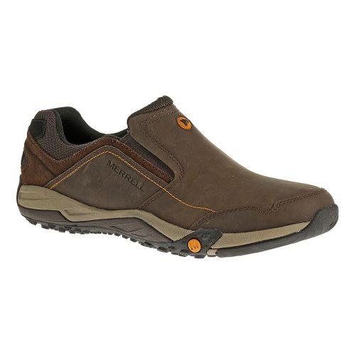 Mens Merrell Helixor Morph Moc Hiking Shoe - Espresso 12