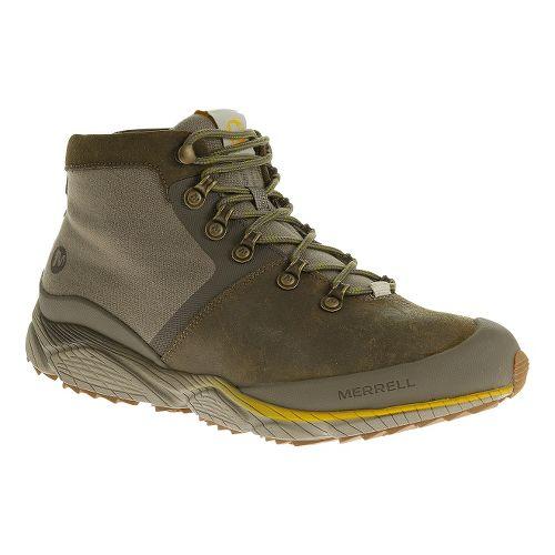 Mens Merrell AllOut Drift Hiking Shoe - Boulder 9.5