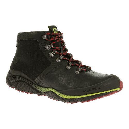Mens Merrell AllOut Drift Hiking Shoe - Black 7