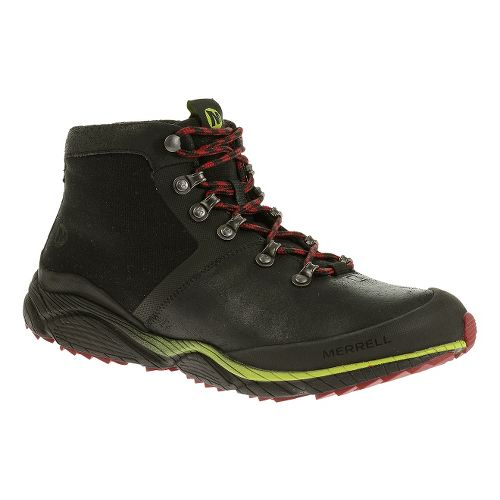 Mens Merrell AllOut Drift Hiking Shoe - Black 8.5
