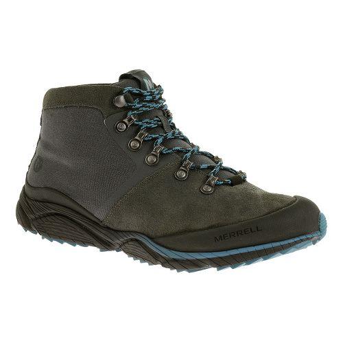 Mens Merrell AllOut Drift Hiking Shoe - Granite 10.5