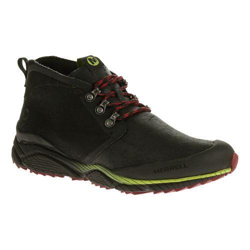 Mens Merrell AllOut Rove Hiking Shoe - Black 10