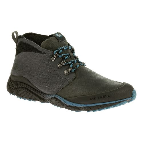 Mens Merrell AllOut Rove Hiking Shoe - Granite 13