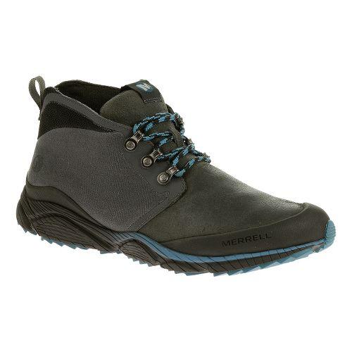 Mens Merrell AllOut Rove Hiking Shoe - Granite 7.5