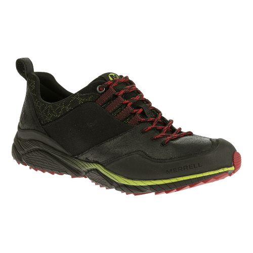 Mens Merrell AllOut Defy Hiking Shoe - Black 15