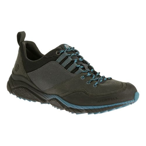 Mens Merrell AllOut Defy Hiking Shoe - Granite 7