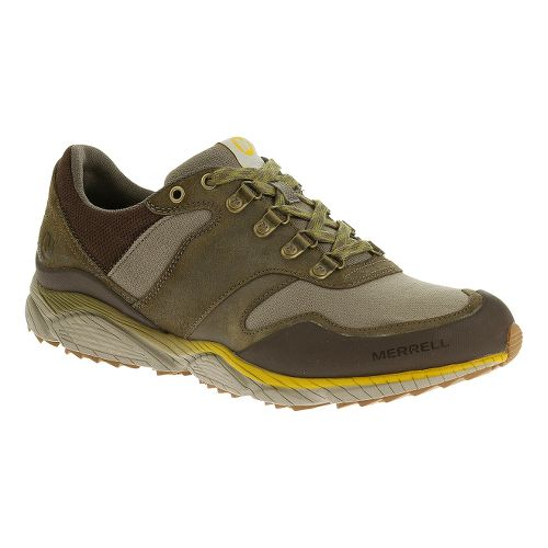 Mens Merrell AllOut Evade Hiking Shoe - Boulder 11.5