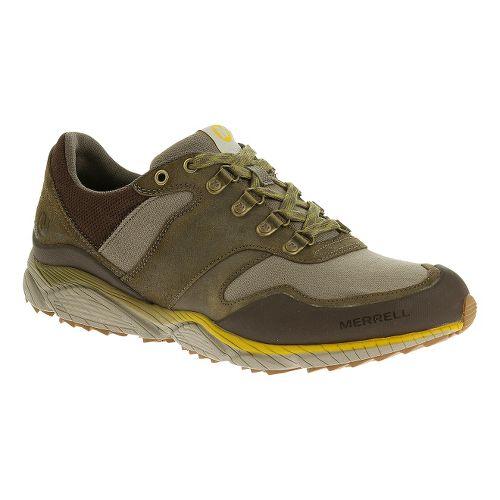 Mens Merrell AllOut Evade Hiking Shoe - Boulder 9.5
