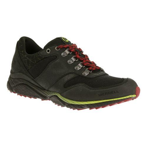 Mens Merrell AllOut Evade Hiking Shoe - Black 7.5