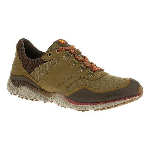 Mens Merrell AllOut Evade Hiking Shoe - Kangaroo 8.5