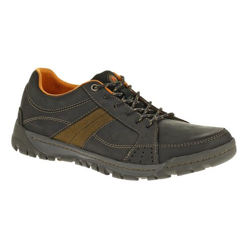 Mens Merrell Traveler Point Casual Shoe - Black 10.5
