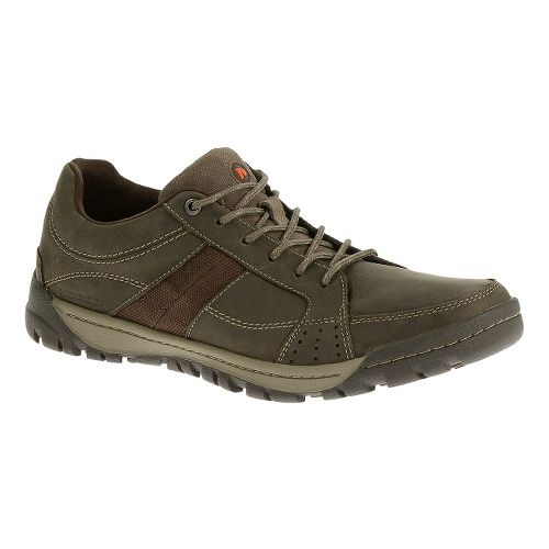 Mens Merrell Traveler Point Casual Shoe - Falcon 11