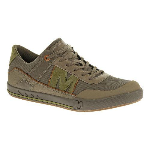 Mens Merrell Rant Finn Casual Shoe - Boulder 8