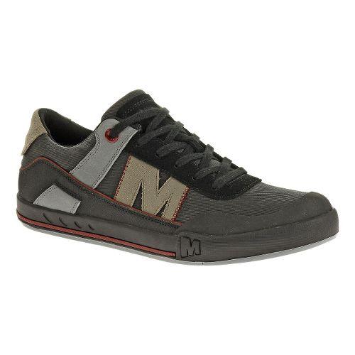 Mens Merrell Rant Finn Casual Shoe - Black 10
