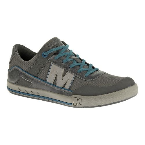 Mens Merrell Rant Finn Casual Shoe - Castlerock 12