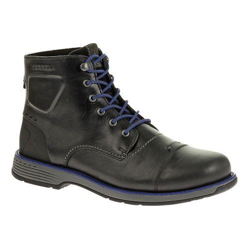 Mens Merrell Realm Sky Casual Shoe - Black 8