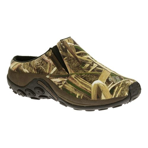 Mens Merrell Jungle Slide Camo Casual Shoe - Mossy Oak Blades 7.5