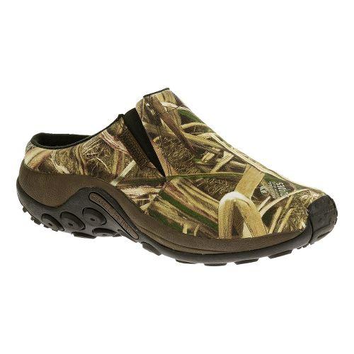 Mens Merrell Jungle Slide Camo Casual Shoe - Mossy Oak Blades 9.5
