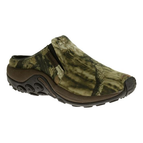 Mens Merrell Jungle Slide Camo Casual Shoe - Mossy Oak Infinity 8