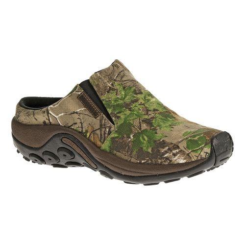 Mens Merrell Jungle Slide Camo Casual Shoe - Real Tree Xtra 11.5