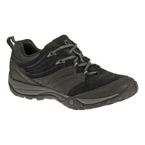 Womens Merrell Azura Jaunt Hiking Shoe - Black 6.5