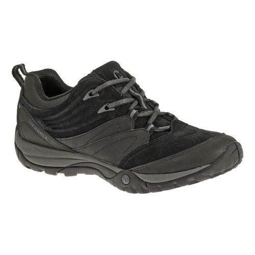 Womens Merrell Azura Jaunt Hiking Shoe - Black 7.5