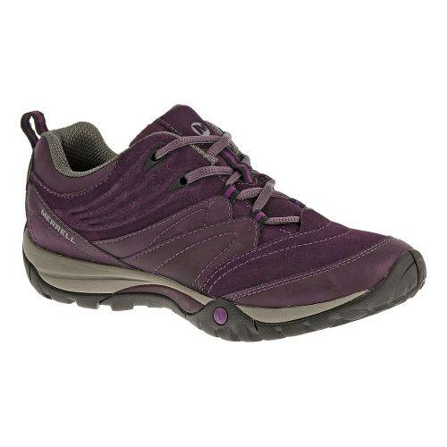 Womens Merrell Azura Jaunt Hiking Shoe - Plum 6.5