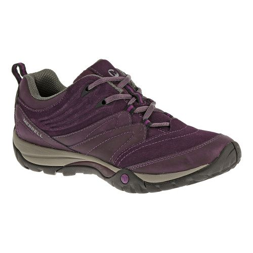 Womens Merrell Azura Jaunt Hiking Shoe - Plum 7.5