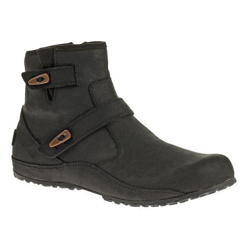 Womens Merrell Haven Duo Waterproof Casual Shoe - Black 6.5