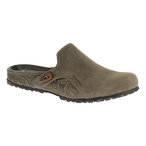 Womens Merrell Haven Slide Casual Shoe - Goose 8
